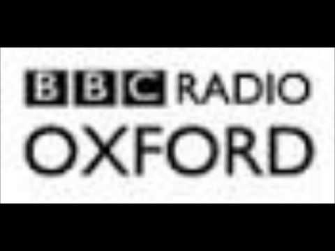 Barrie Hyde on Radio Oxford