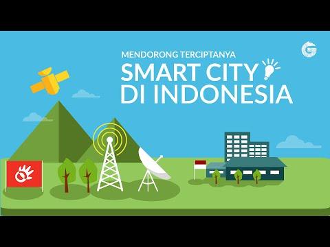 Smartcity Nusantara, Inovasi Kota Pintar untuk Indonesia — GNFI #untukIndonesia
