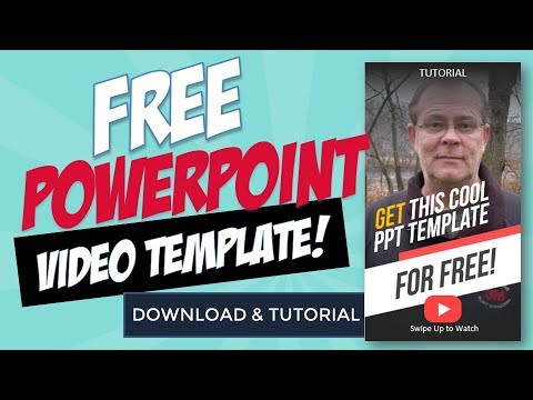 FREE Graphic Alta PowerPoint Template & Tutorial