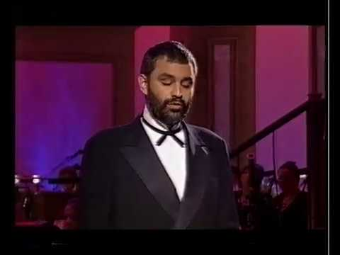 Andrea Bocelli - The Flower Song .