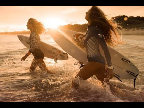 THE GIRLS OF SURFING XVIII