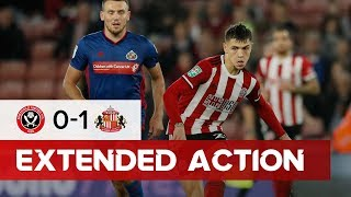 Sheffield United 0-1 Sunderland | Extended Carabao Cup highlights