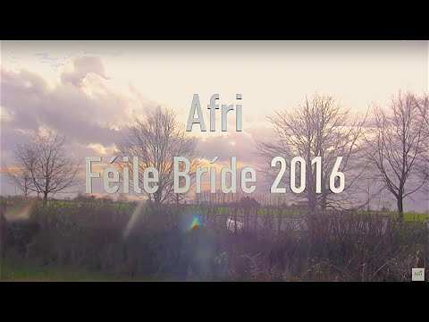 Afri Féile Bríde 2016