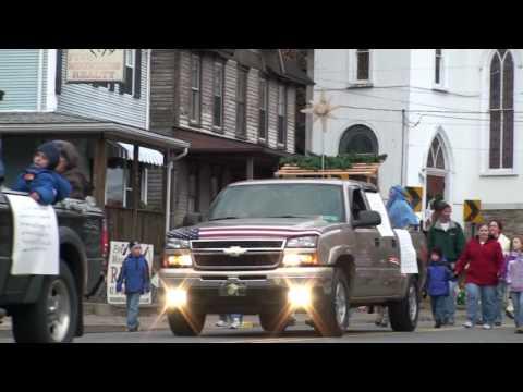 Shickshinny Christmas Parade