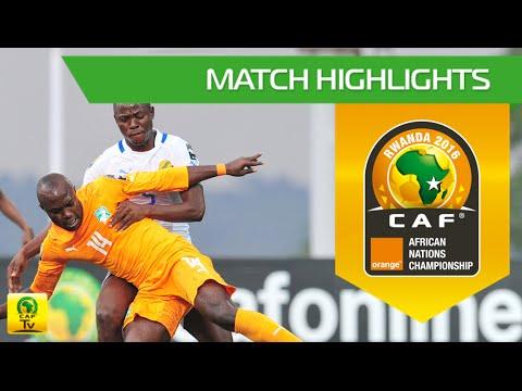 Morocco vs Côte DIvoire | Orange African Nations Championship, Rwanda 2016
