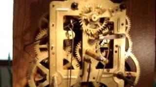 Antique Mantle Clock Movement