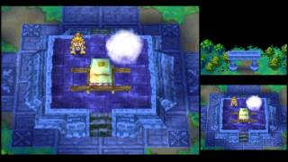 Dragon Quest Iv [ds] Playthrough #007, Taborov: Boss: Master Kung, Foo Dogs
