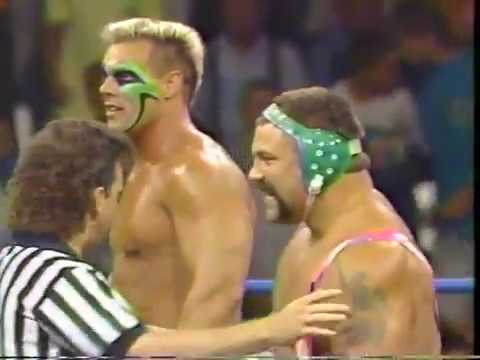 WCW August 1991