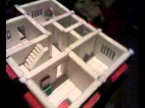 Building Of The Rakesh Made In Thermocol Youtube
