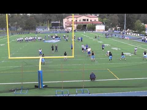 Santa Margarita Catholic High School (@SMFootballTeam)
