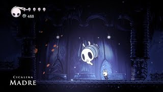 Hollow Knight - Cicalina Madre (Boss fight #02 )