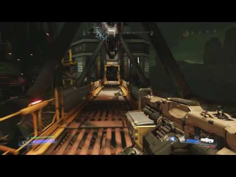 Doom - Chapter 5 (Argent Energy Tower) All Challanges