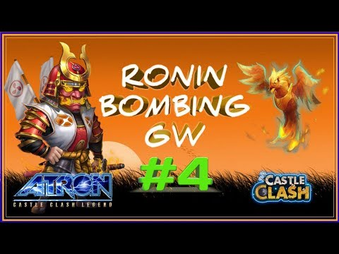 FAST RONIN BOMB WITH SKELLY - #4 - CLASH CLASH