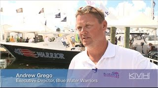 kvh customer testimonial blue water warriors andrew grego executive director