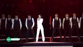 Màn trình diễn đầy đầu tư của Đông Nhi với ca khúc Xin Anh Đừng tại Zing Music Awards | DNX