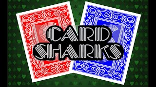 Card Sharks Game Show Host Week MC Turnabout Tournament Day 1 Part 1