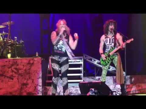Steel Panther - Eyes Of A Panther - 4K - Wembley, London 15/10/2016