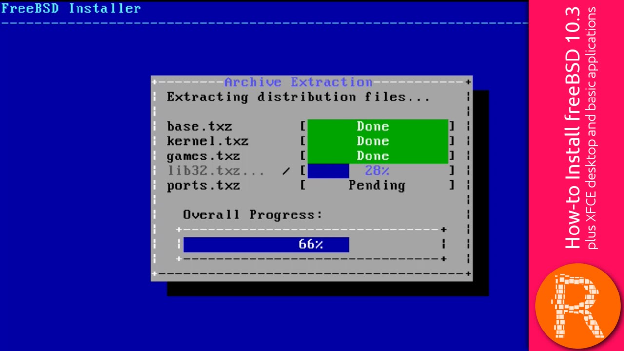 Solved - doesn't start | The FreeBSD Forums