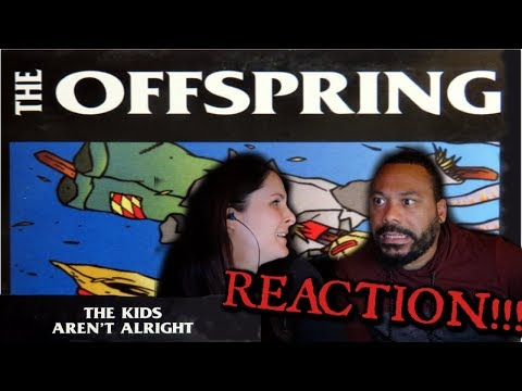 The Offspring-The Kids Aren't Alright Reaction!! mp3