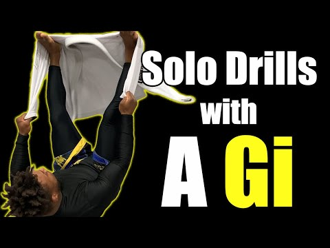Solo Drills With A Gi Top