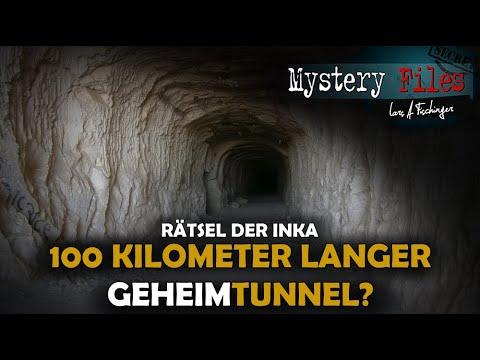 Geheimnis der Inka: 100 Kilometer langer geheimer Tunnel in Peru entdeckt?