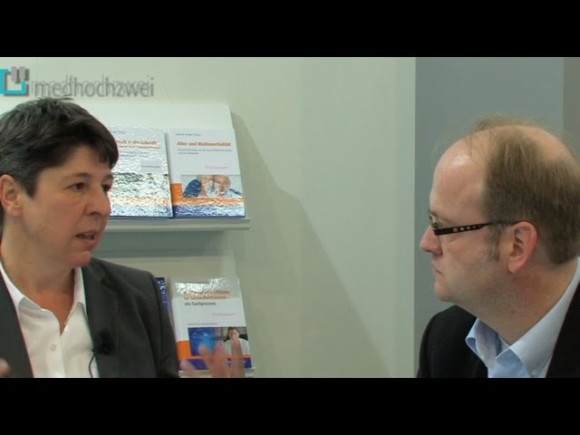 Interview mit Prof. Dr. Clarissa Kurscheid Hauptstadtkongress 2015