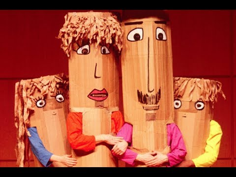 The Paper Bag Players: Highlights from Six Decades of Theater for Children