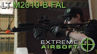 Extreme Review: Lancer Tactical M2010-B FAL
