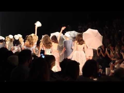 Lena Hoschek Fashion Show 2016