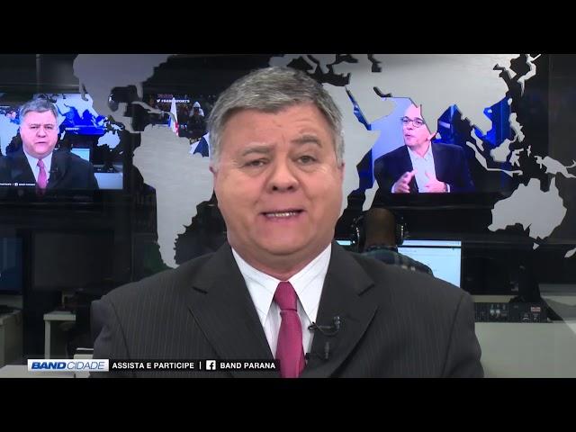 (04/03/2019) Assista ao Band Cidade Curitiba 2ª edição desta segunda-feira | TV BAND PARANÁ