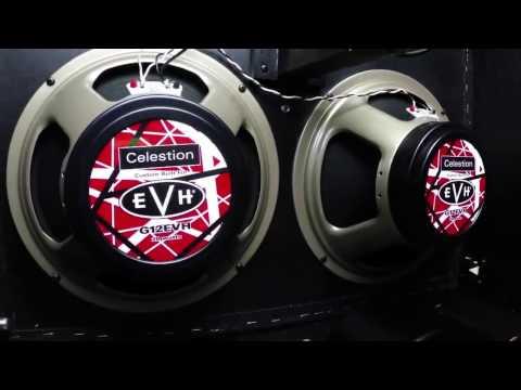 Eddie Van Halen Demonstrates the EVH 5150 III Stealth