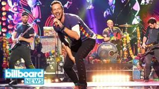Baixar Coldplay & Chainsmokers Prepping 'Something Just Like This' Single | Billboard News