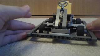 карт из лего/Lego kart