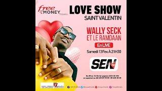 Dmedia 🛑 [Saint Valentin] Suivez Wally Ballago Seck en concert live   Samedi 13 Février 2021