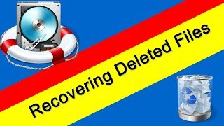 [3 Miniutes or less] recovering deleted Files
