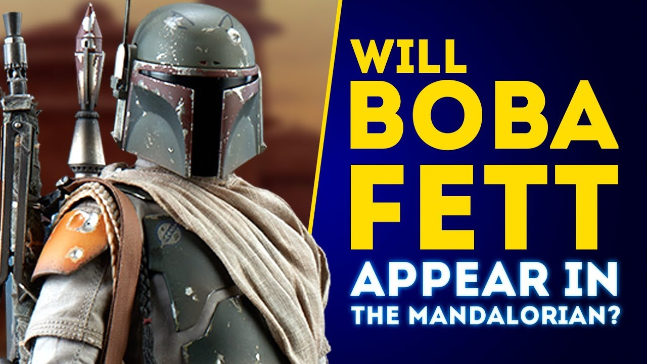 No, Disney's 'The Mandalorian' Is Not A Boba Fett Show (Unless It Secretly Is)