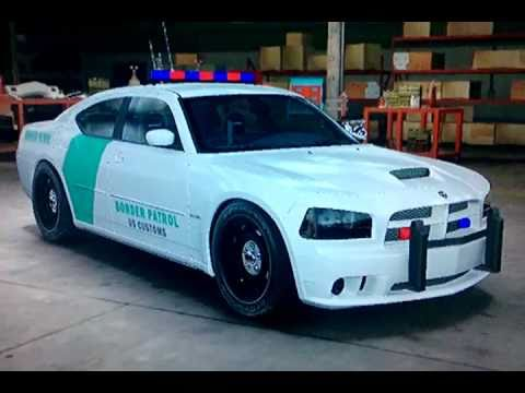 Midnight Club Los Angeles Police Cars Pursuit Dodge