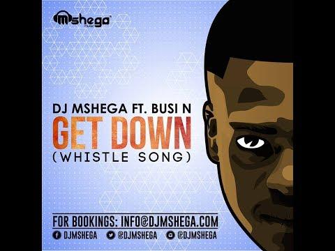 FL Studio Remake * DJ Mshega - Get Down * FREE FLP