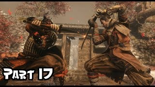 Sekiro: Shadows Die Twice | Getting My Butt Stomped!!!