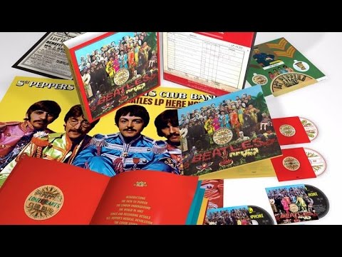 Sgt. Pepper's Lonely Hearts Club Band 2017 Remix [LEAKED]