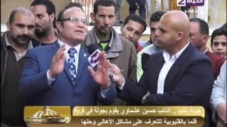 النائب حسين عشماوي: 65 ألف نسمة في
