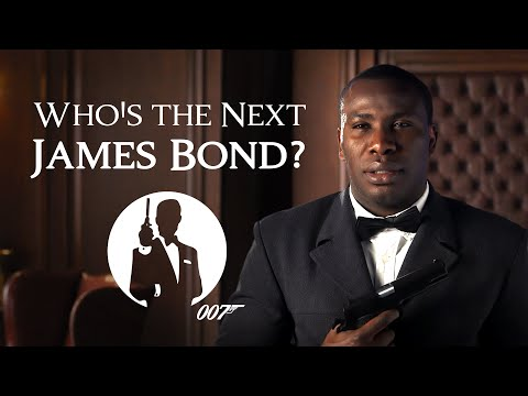 Who's the next James Bond?