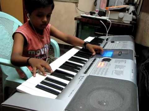 Paiya songs - En Kadhal Solla on keyboard - paiya - yuvan shankar raja - 2010 - tamil -  hit songs