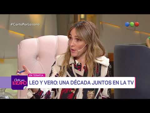 Leo Montero en el diván de Vero - Cortá por Lozano 2018