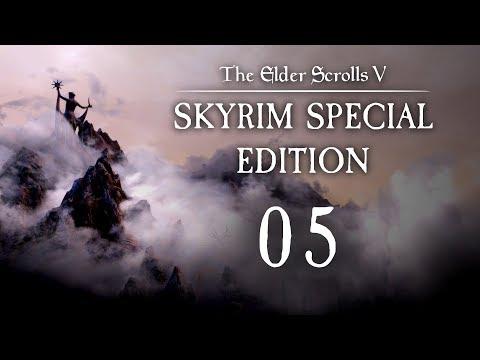 Skyrim Special Edition - Part 5 - Hunter's Folly
