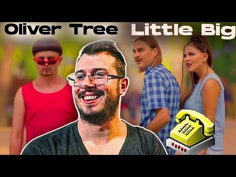 Oliver Tree & Little Big - The Internet Reaction