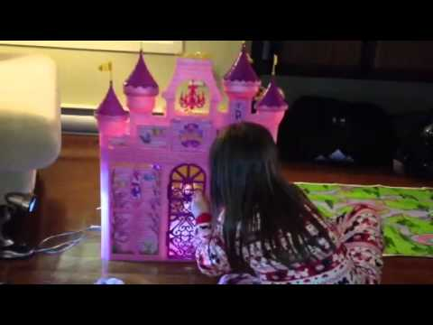 Chateau disney barbie princess youtube - Chateau de barbie ...