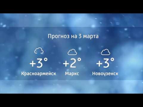 Прогноз погоды на 3 марта 2017