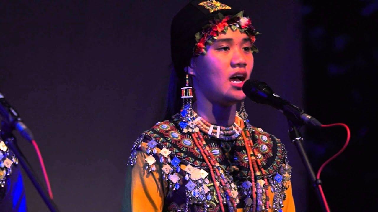 泰武古謠傳唱 f17 Yinalayina 我們的思念 鐵花村 20150405