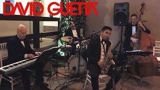 Titanium David Guetta [Vintage Jazz Cover] Músicos para Recepção e Jantar   Midivan Pop Jazz
